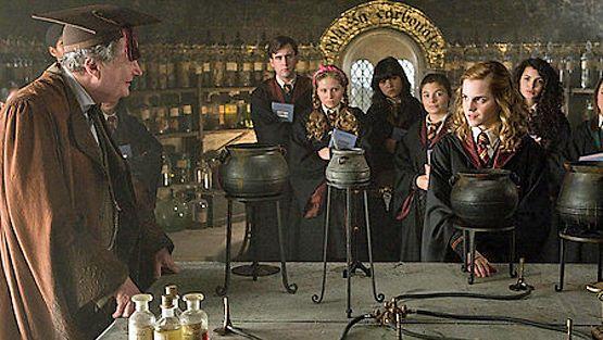 Harry Potter ja puoliverinen prinssi