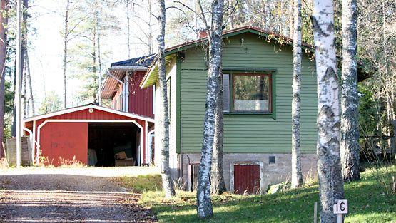 Kimin vanhemmat asuvat Espoossa vaatimattomassa omakotitalossa. (Kuva: Martti Kainulainen/Lehtikuva)