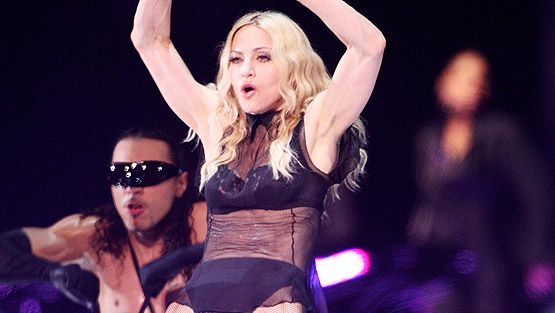 Madonna Sticky&Sweet 2008 (Kuva: Dave Hogan/Getty)