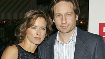 Tea Leoni ja David Duchovny (Getty)