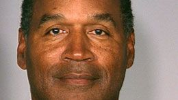 O.J. Simpson. Kuva: Las Vegas Police Department / Getty Images.