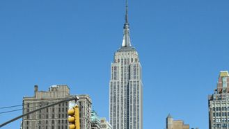 New Yorkin Empire State Building