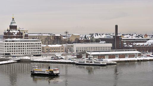 Guggenheim-museon selvitystyön julkistamistilaisuudessa Helsingissä 10. tammikuuta 2012 kerrottiin että, Guggenheim-säätiö puoltaa odotetusti Guggenheim-museon perustamista Helsinkiin ja sen sijaintipaikaksi ehdotetaan Katajanokkaa. Museon paikka olisi kuvassa oikealla, vanhan makasiinin kohdalla.
