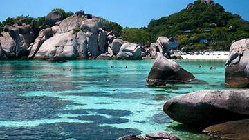 Koh Taon lähiympäristön kirkkaat vedet tarjoavat täydelliset sukellus- ja snorklailuolosuhteet.