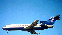 United Airlines 727-200