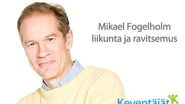 asiantuntija Mikael Fogelholm
