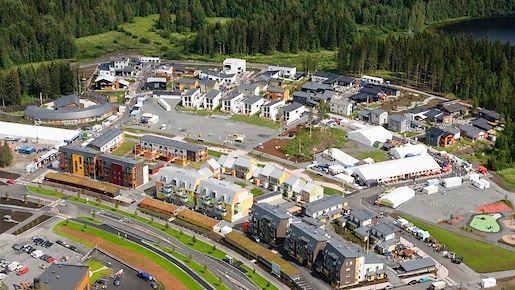 Valtakunnalliset asuntomessut järjestetään tänä vuonna Vuoreksen ekologisessa kaupunginosassa Tampereella.