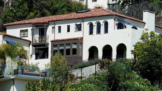 Hilary Swank laittoi myyntiin Kaliforniassa sijaitsevan talonsa.