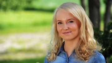 Koko Suomi leipoo -kilpailija Emma Iivanainen.