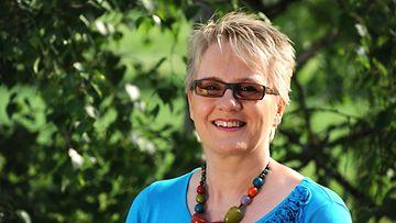 Koko Suomi leipoo -kilpailija Elina Pulli.