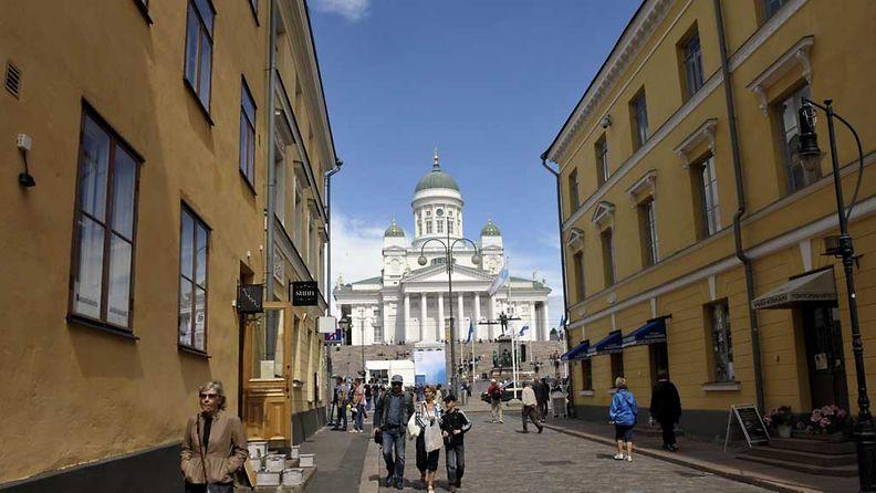 Helsingin torikorttelissa saadaan nauttia laajenevasta terassikulttuurista!