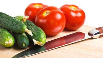 Elävän ravinnon syöjät suosivat luomua.