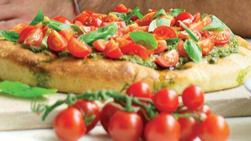 Italian dieetti perustuu tuoreisiin italialaisiin raaka-aineisiin.