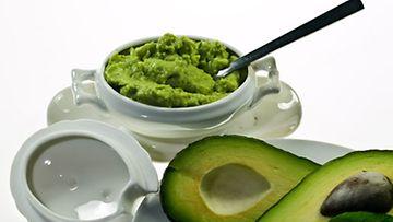 Kaupan guacamole-kastikkeiden avokadopitoisuus vaihtelee suuresti.