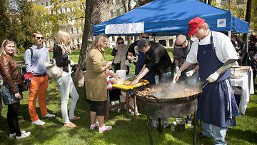 Ravintolapäivä 2012