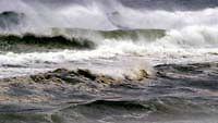 Karibian rannikolla pelätään hirmumyrskyä.