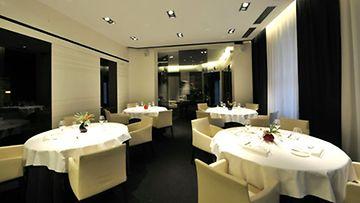 Chez Dominique ravintola kuvattuna 17. maaliskuuta 2009.