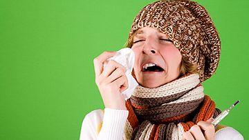 Sipulimaito oli ennen vanhaan toimiva lääke flunssaa vastaan.