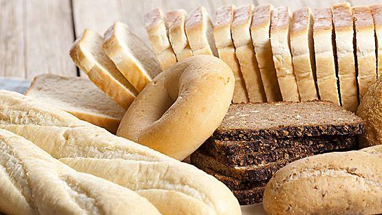 Leivän kuoressa on ravintoaineita.