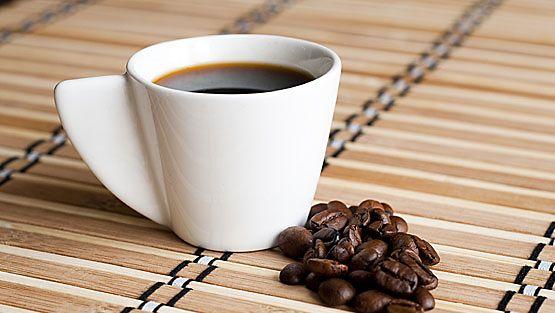 Kahvi kuivattaa elimistöä.