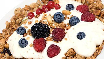 Herkullinen aamupala tekee koko päivästä paremman.