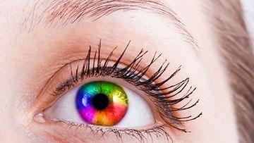 Vaikka ihmiset näkevät asiat eri värisinä, sävyt herättävät samoja tuntemuksia.