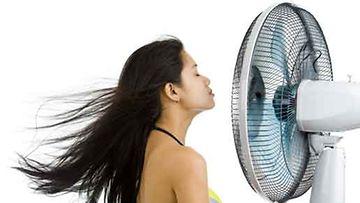 Viikonlopun lämpötilat aloittivat tuuletinkaupat ja jatkuvat koko kesän.