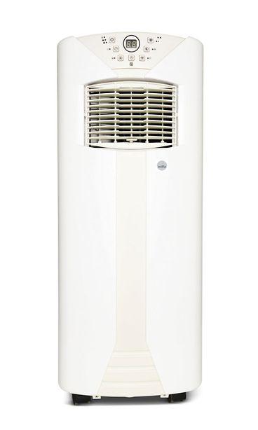 Siirrettävä ilmastointilaite testi