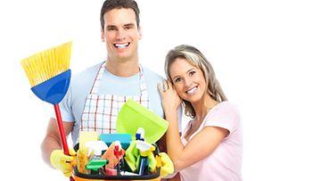 Kun kumpikin osapuoli osallistuu kodin töihin saman verran, on kotirauha taattu.