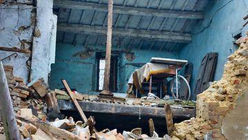 Löytyykö sinulta näin järkyttävä siivouskokemus?