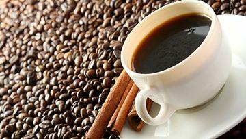 Hyvä kahvi maistuu muillekin.