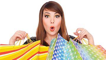 Ihanasti hajustetussa kaupassa voi iskeä ostovimma.