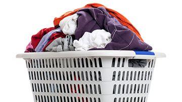 Harkitse, kuinka usein pyykkäät.