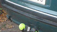 tennispallon uusiokäyttö