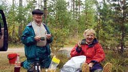 Liisa Puronaho, Kajaani