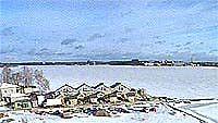 Hirssaari talvella