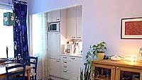 Asunto 2, keittiö