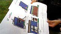 Ollin talon piirrustukset