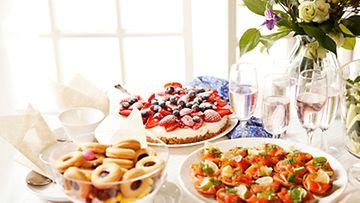 Mikä on suosikkisi kevään juhlapöydässä? Vastaa ja osallistu toukokuun arvontaan.