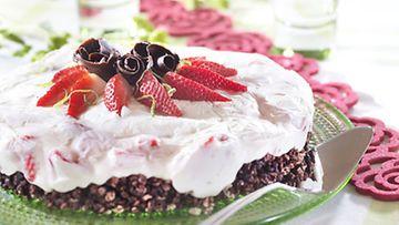 Suklainen mansikkatorttu