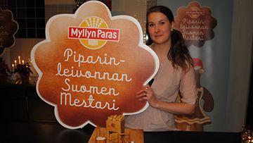 Piparinleivonnan Suomen mestari 2012, Maria Löfgren