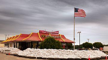 McDonald'sin leikkipaikalta löytyi 13 eri taudinaiheuttajaa.