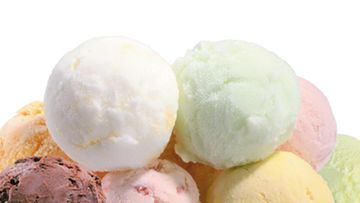 Jäätelö on kesän suosikkituliainen.