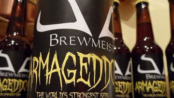 Maailman vahvin olut