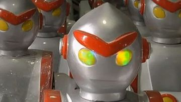 Robotit korvaavat Kiinassa ravintolatyöntekijät.
