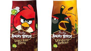 Angry Birds -kahvit