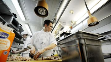 Helsinkiläinen Ravintola Olo sai ensimmäisen tähtensä vuonna 2011.