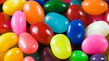 Maistuisiko lähes 400 euron jelly beansit?