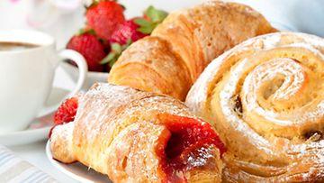 Hemmottele itseäsi ranskalaisella aamiaisella.