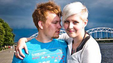 Matias ja Marinella Ruusunen päättivät perustaa oman pop-up -ravintolan Ravintolapäiville.